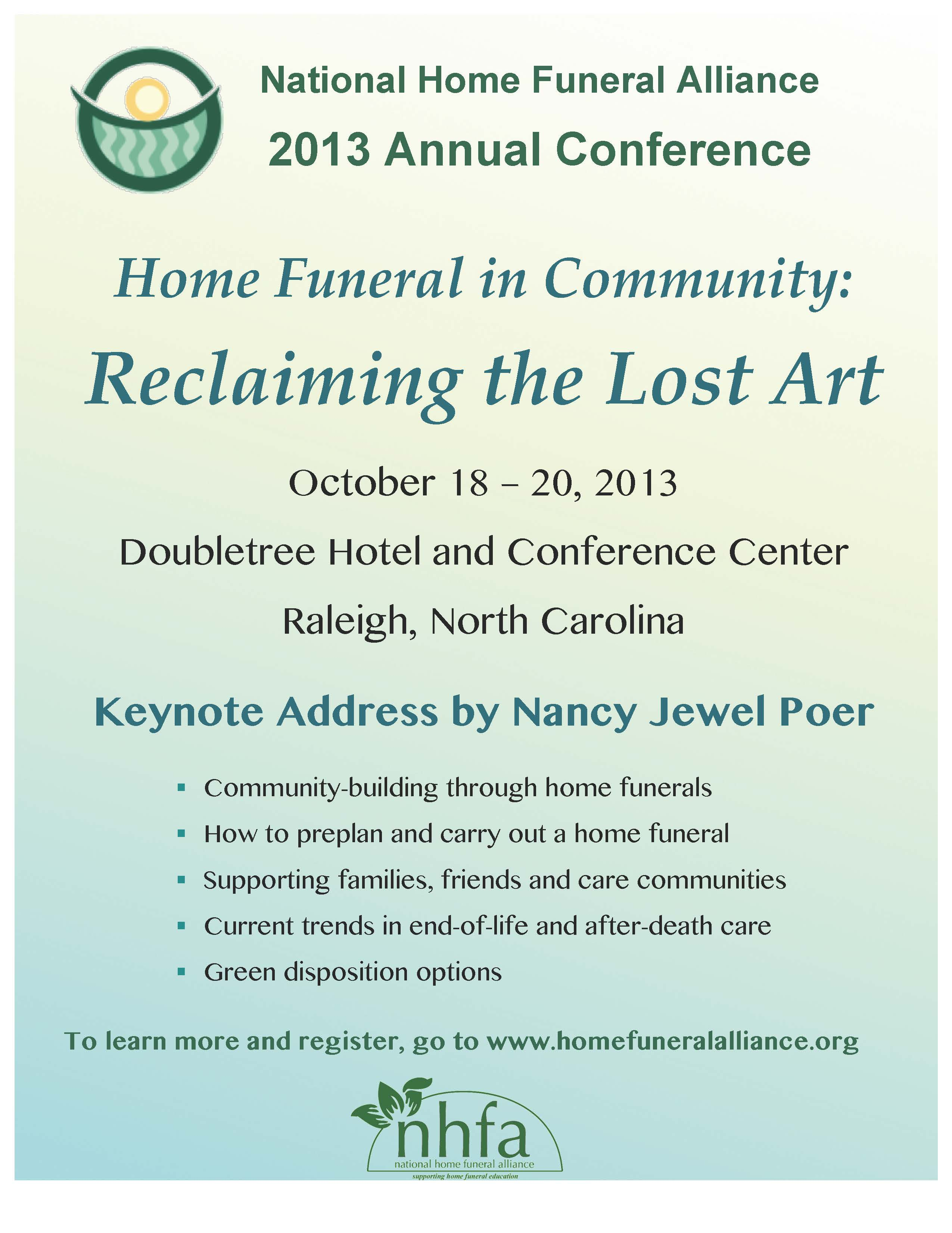 2013 conference poster